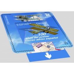 2020 Spagna centenario posta aerea unusual stamps
