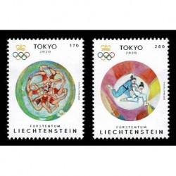 2020 Liechtenstein Olimpiadi di Tokyo