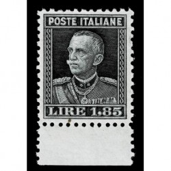 1927 Regno 1,85 Lire Sas.215 tipo Parmeggiani nuovo MNH/**
