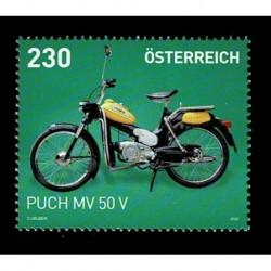 2020 Austria Motociclietta PUCH MV 50 V tematica motori