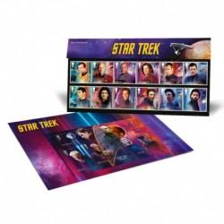 2020 Gran Bretagna Star Trek Presentation Pack