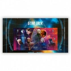 2020 Gran Bretagna Star Trek Foglietto