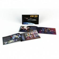 2020 Gran Bretagna Star Trek Libretto Prestige