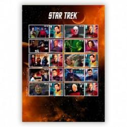 2020 Gran Bretagna Star Trek Smiler