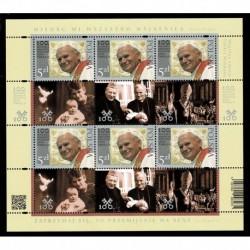 2020 Polonia Congiunta (Joint Iusse) Vaticano San Giovanni Paolo II