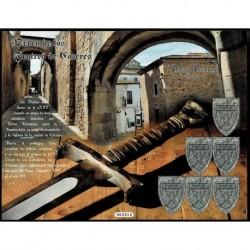 2020 Spagna Ordine dei Fratres di Caceres - Premium Sheet