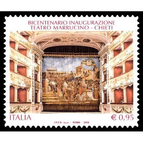 2018 Repubblica teatro Marrucino, a Chieti