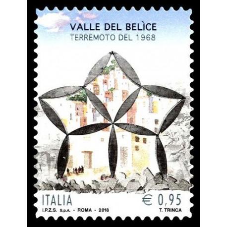 2018 Repubblica terremoto nella valle del Belice