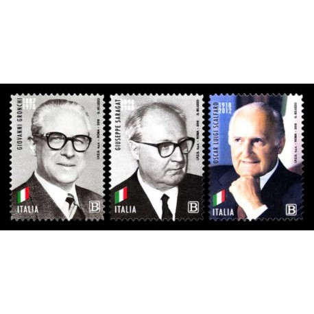 2018 Repubblica Presidenti della repubblica italiana