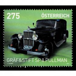 2021 Austria Gräf & Stift SP 8 Pullman nuovo