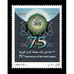 2020 Libano League Emissione Congiunta (Joint Iusse)