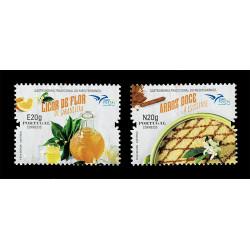 2020 Portogallo EuroMed gastronomia - congiunta al profumo di arancio