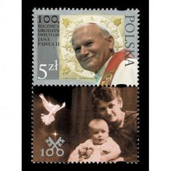 2020 Polonia Papa Giovanni Paolo II - Congiunta Vaticano appendice