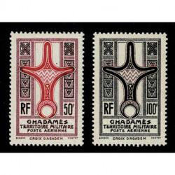 1949 Ghadames occupazione francese Posta Aerea MNH/**