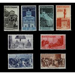 1946 - Avvento della Repubblica MNH/**