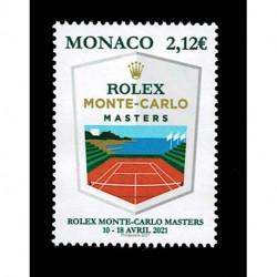 2021 Monaco Tennis Rolex Monte-Carlo Masters