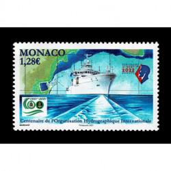 2021 Monaco Organizzazione Idrografica Internazionale