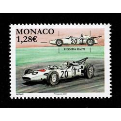 2021 Monaco Auto Da Corsa Leggendarie Honda RA271