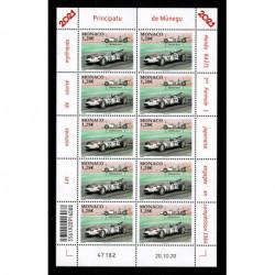 2021 Monaco Auto Da Corsa Leggendarie Honda RA271 Minifoglio