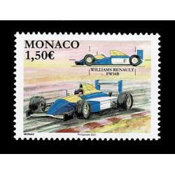 2021 Monaco Auto Da Corsa Williams Renault FW14B