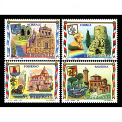 1997 Repubblica Turismo - 24ª emissione MNH/**
