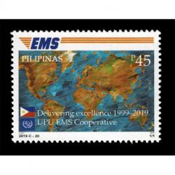 2019 Filippine Cooperativa EMS della UPU Congiunta (Joint Iusse)