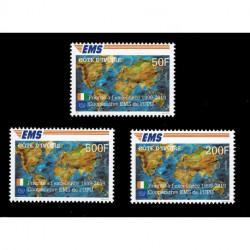 2019 Costa d'Avorio Cooperativa EMS della UPU Congiunta (Joint Iusse)