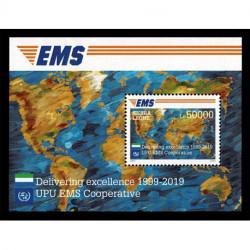 2019 Sierra Leone Cooperativa EMS della UPU Congiunta (Joint Iusse)