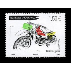 2021 Andorra francese moto Bailen guai