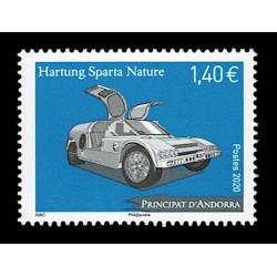 2020 Andorra francese automobili Hartung Sparta Nature