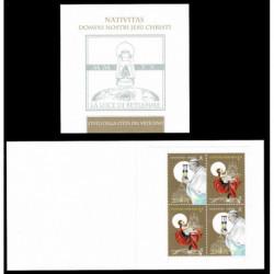 2020 Vaticano congiunta Austria Natale Libretto