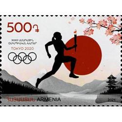 2021 Armenia Olimpiadi di Tokyo2020