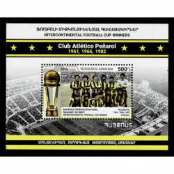 2019 Armenia Coppa Intercontinentale di calcio - squadra Penarol