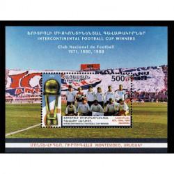 2018 Armenia Coppa Intercontinentale di calcio - squadra Nacional