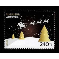 2020 Armenia Natale e Nuovo Anno