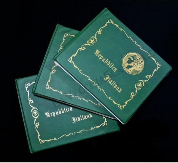 Collezione Repubblica 1990/2000 completa MNH 3 cartelle