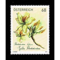 2018 Austria fiori Il Rododentro MNH/**