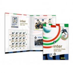 2007 Folder Inter Campione d'Italia 2006-2007 - Scudetto