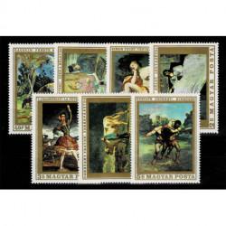 1969 Ungheria Pittura - Dipinti artisti francesi