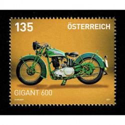 2021 Austria Gigant 600 tematica moto MNH/**