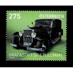 2021 Austria Gräf & Stift SP 8 Pullman - motori automobili