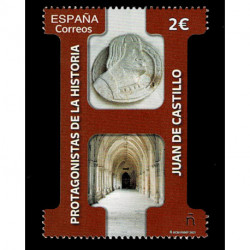 2021 Spagna Protagonisti Juan de Castillo - sagomato H