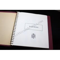 Collezione Spagna su Marini 1975/1986 completa MNH/**