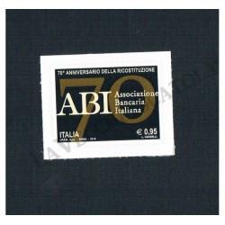 2015 Associazione Bancaria Italiana ABI MNH/**