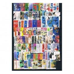 Lotto Olanda 150 usati 1995/2000 serie complete