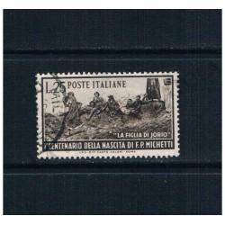 1951 - Centenario di Francesco Paolo Michetti US
