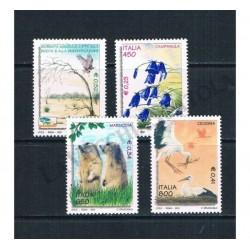 2001 Ambiente e Natura MNH/**