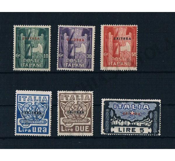 1923 Eritrea Marcia su Roma MNH/**