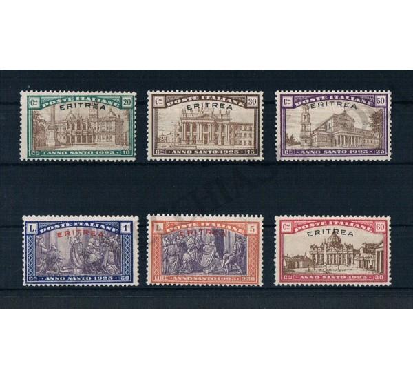 1925 Eritrea Anno Santo MNH/**