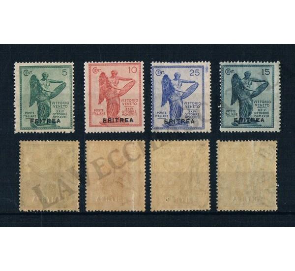 1922 Eritrea Anniversario della Vittoria MNH/**